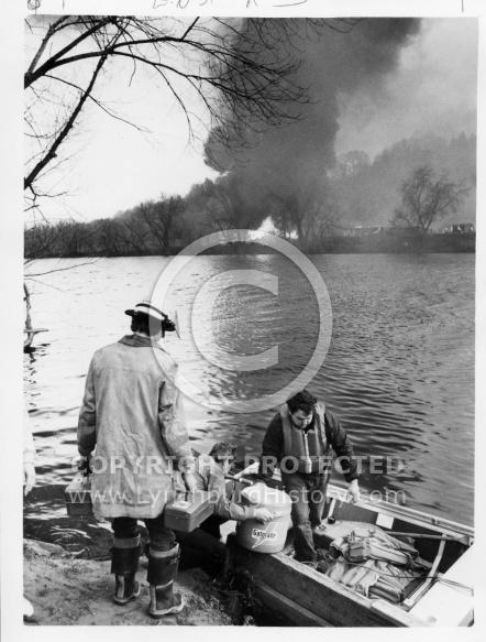 : Treasure Island fire 88
