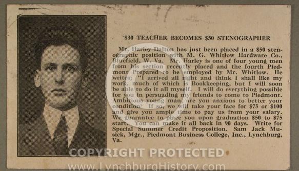 : College Piedmont teacher jg
