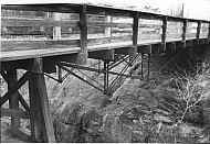 Fink Truss Deck Bridge - 1984