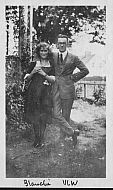 Blanche and Victor Wood