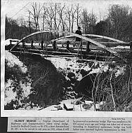 Oldest Metal Bridge - 19777