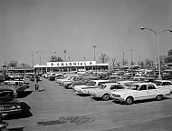 : Pitman Plaza, Snapshots of cars, April 6, 1968