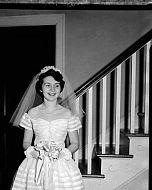 : GLEN WOODY, WEDDING GOWN, JUNE 9