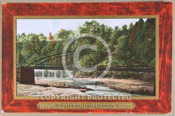 Bridges and Rivers : Bridge Hollins Mill jg