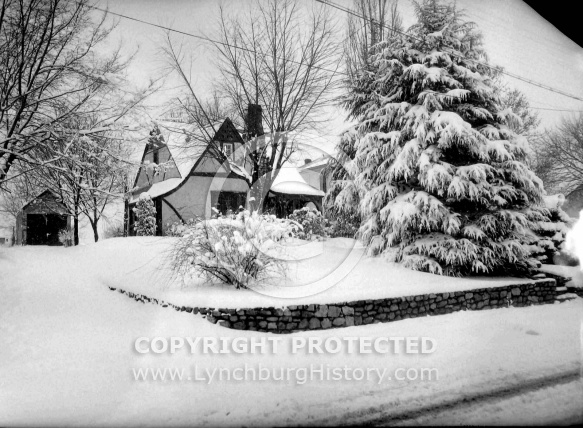: CHILDRESS HOUSE INSNOW, MARCH 8