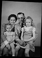 : Louie Wood Family