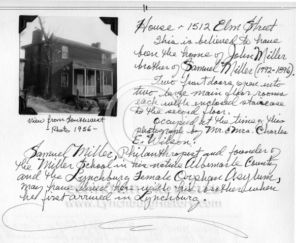 House - 1512 Elm Street