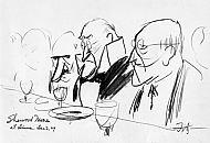 Sherwood Moore, sketch