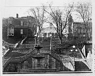 Monument Terrace - Fireman's Fountain