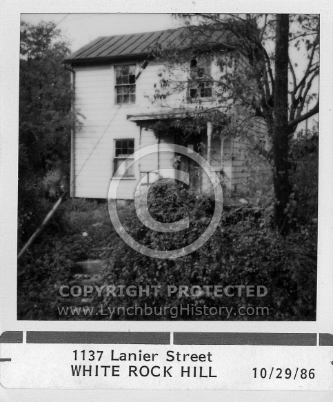 : 1137 Lanier street 2