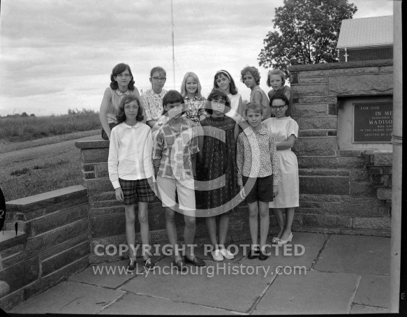 : Poppie Girls May 27, 1965