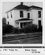 : 2101 Tulip street
