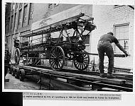 Lynchburg Fire Station -  Early Engine