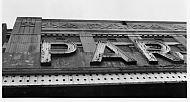 Paramount Theater Sign