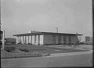 : Tate Springs, Dr Hainsworth & x-ray building