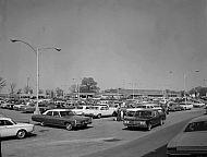 : Pitman Plaza, Snapshots of cars, April 6, 1968