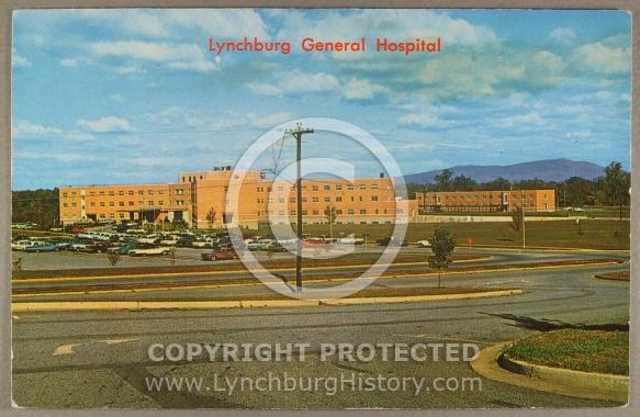 : Hospital Lynchburg Gen Tate jg