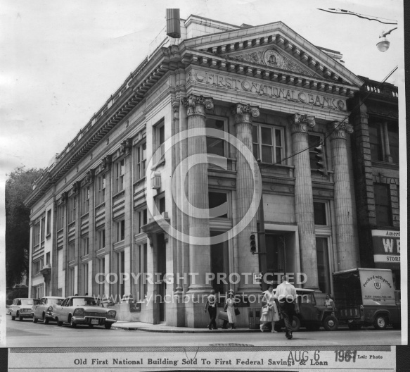 First National Bank Building – Lynchburg History
