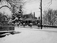 : Miss Leana E. Fore, House on Cabel St